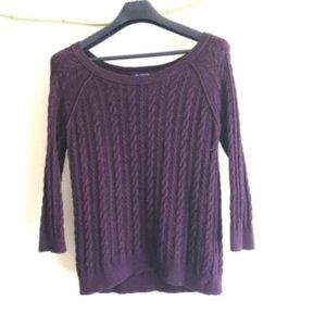 American Eagle Outfitters Cable Knit sweater M
